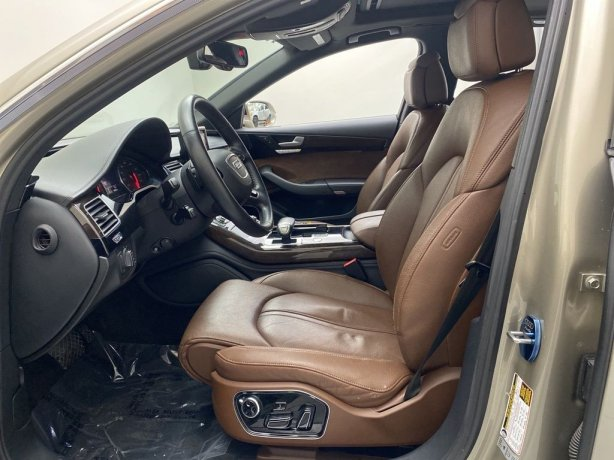 used 2014 Audi A8 for sale Houston TX