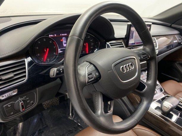 2014 Audi A8 for sale Houston TX