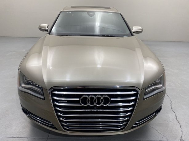 Used Audi A8 for sale in Houston TX.  We Finance!