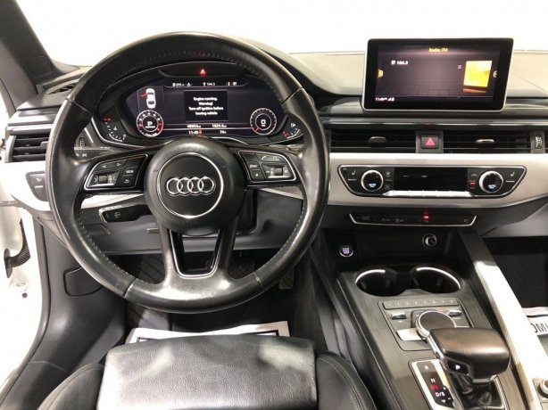 used 2018 Audi A5 for sale near me