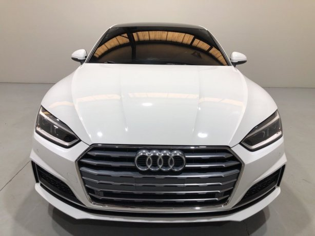 Used Audi A5 for sale in Houston TX.  We Finance!