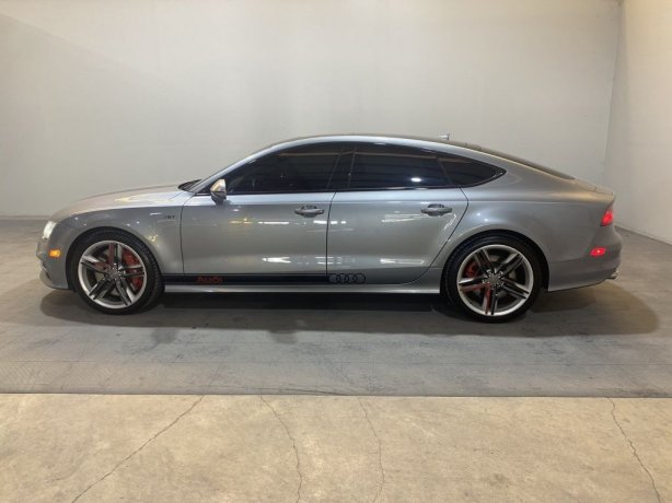 Used Audi S7 for sale in Houston TX.  We Finance!