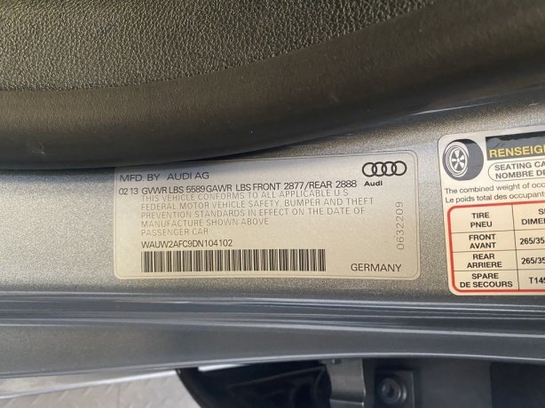 discounted Audi for sale