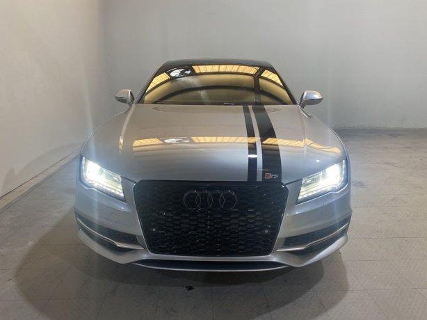 used Audi S7