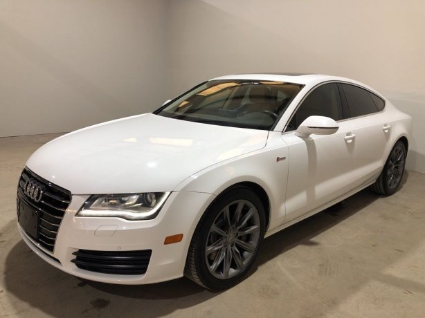 Used 2012 Audi A7 for sale in Houston TX.  We Finance!