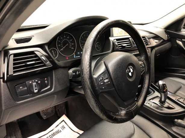 2015 BMW 3 Series for sale Houston TX