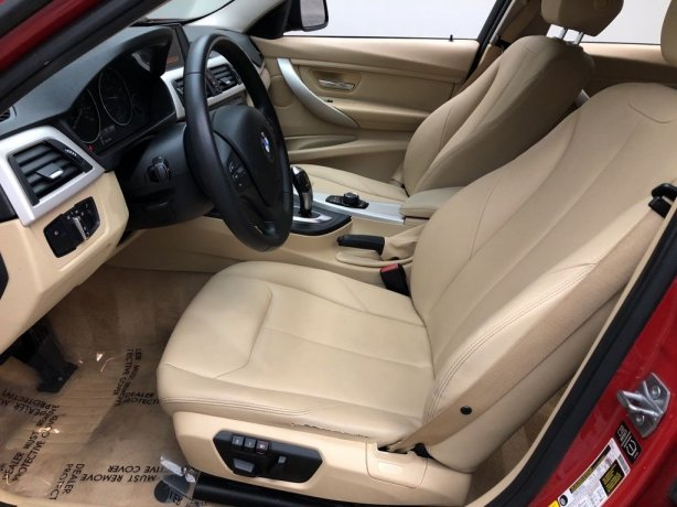 used 2015 BMW 3 Series for sale Houston TX
