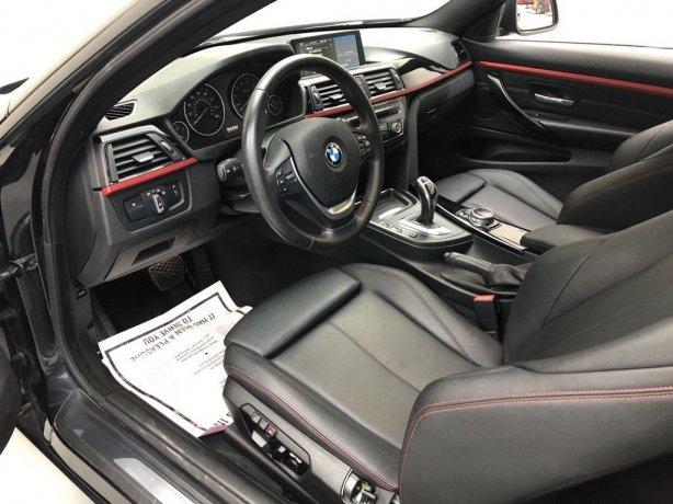 2014 BMW 4 Series for sale Houston TX