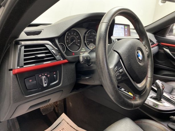used 2015 BMW 4 Series for sale Houston TX