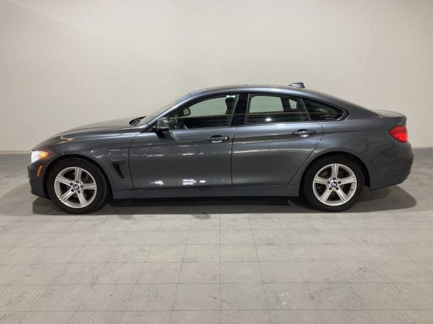 Used BMW 4 Series for sale in Houston TX.  We Finance!