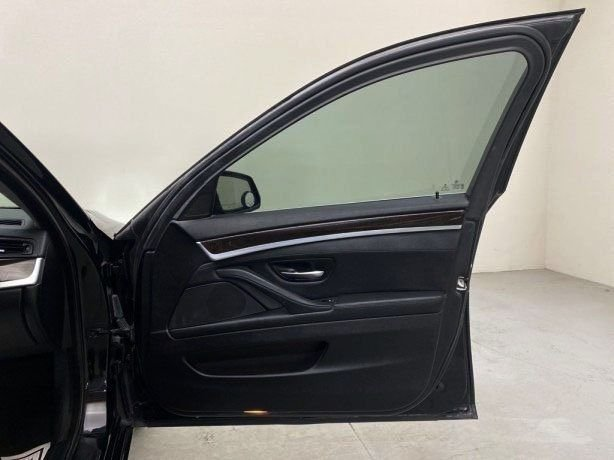 used 2015 BMW 5 Series for sale near me
