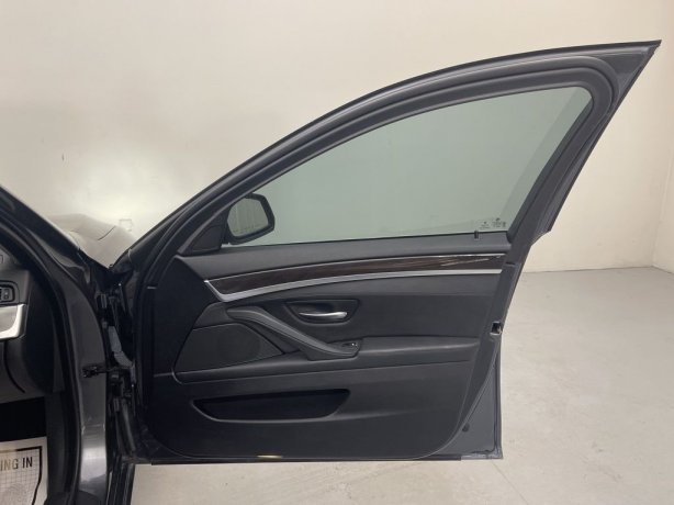 used 2016 BMW 5 Series for sale near me