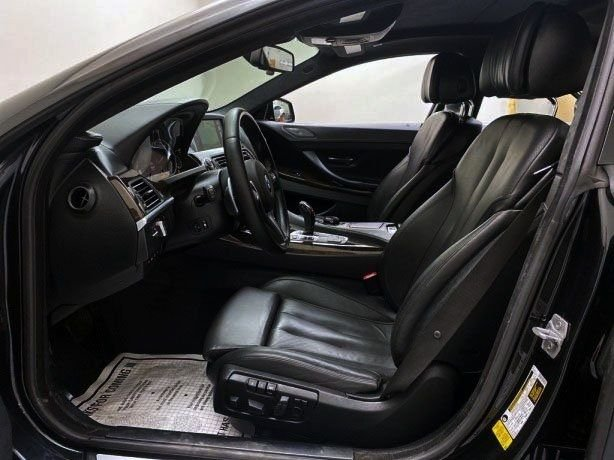 used 2015 BMW 6 Series for sale Houston TX