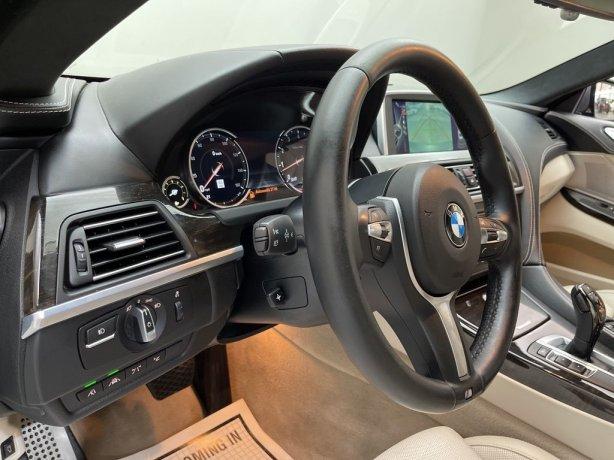 2014 BMW 6 Series for sale Houston TX
