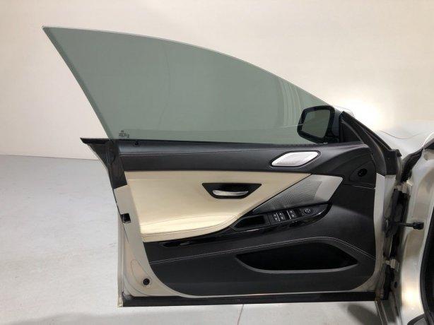 used 2015 BMW 6 Series
