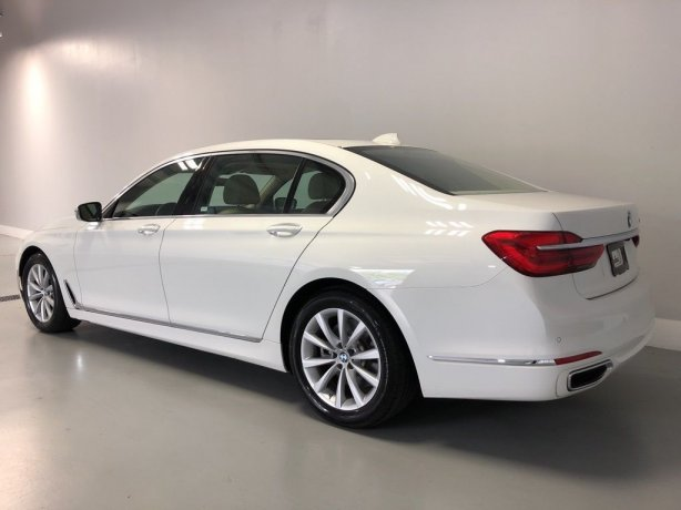 used 2018 BMW 7 Series for sale