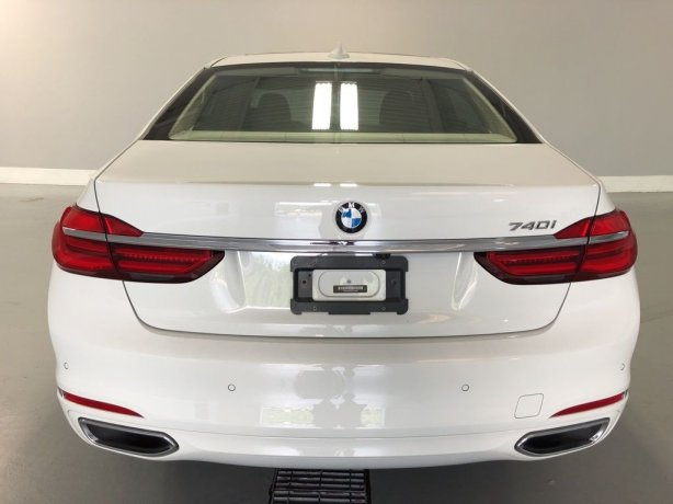 used 2018 BMW 7 Series