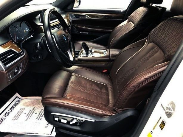 used 2016 BMW 7 Series for sale Houston TX