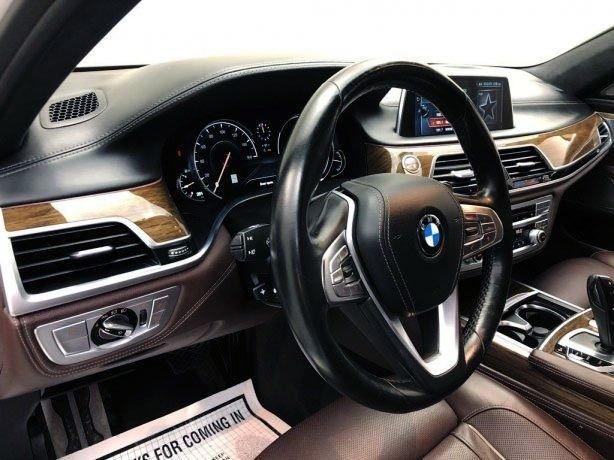 2016 BMW 7 Series for sale Houston TX