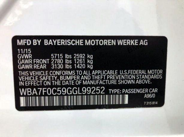 BMW 7 Series cheap for sale