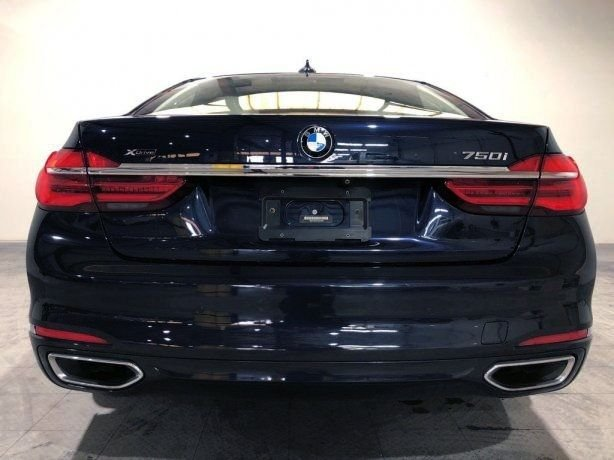 2018 BMW 7 Series for sale