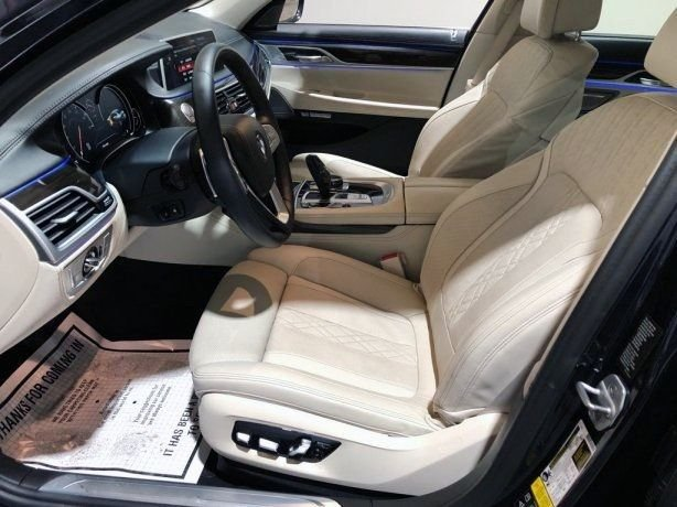 used 2018 BMW 7 Series for sale Houston TX