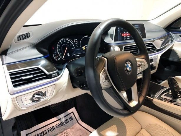 2018 BMW 7 Series for sale Houston TX