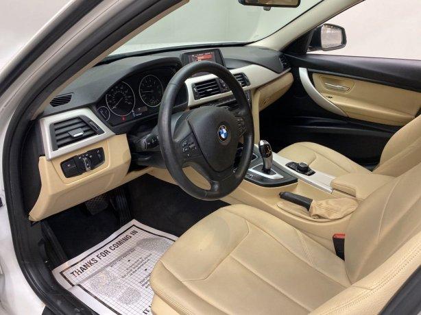2017 BMW 3 Series for sale Houston TX