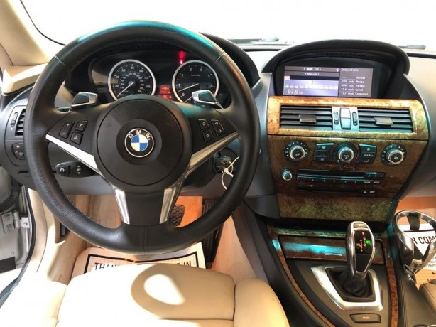 used 2008 BMW 6 Series for sale near me