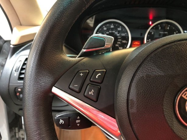 cheap used 2008 BMW 6 Series for sale