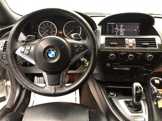 used 2010 BMW 6 Series for sale near me