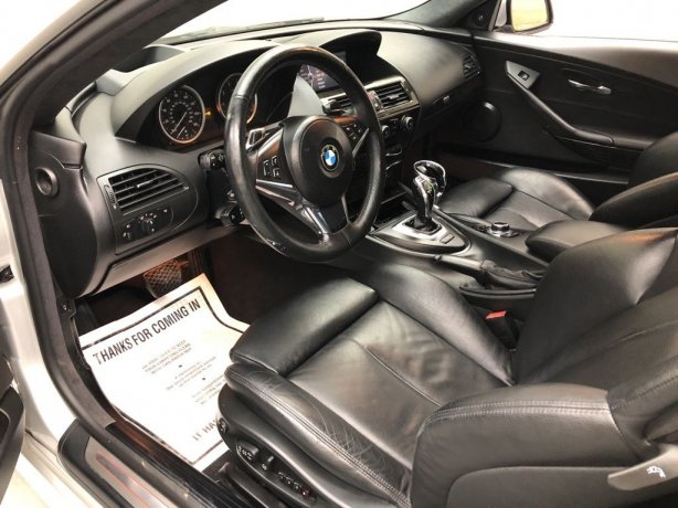 2010 BMW 6 Series for sale Houston TX