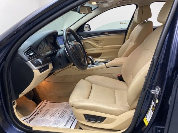used 2011 BMW 5 Series for sale Houston TX