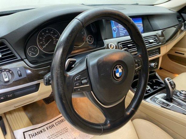 2011 BMW 5 Series for sale Houston TX