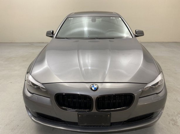 Used BMW 5 Series for sale in Houston TX.  We Finance!