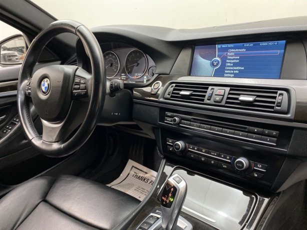 cheap used 2012 BMW 5 Series for sale