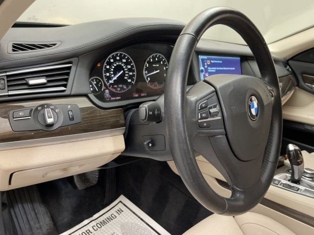 used 2011 BMW 7 Series for sale Houston TX