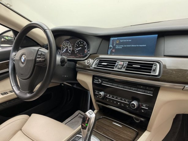 cheap used 2011 BMW 7 Series for sale