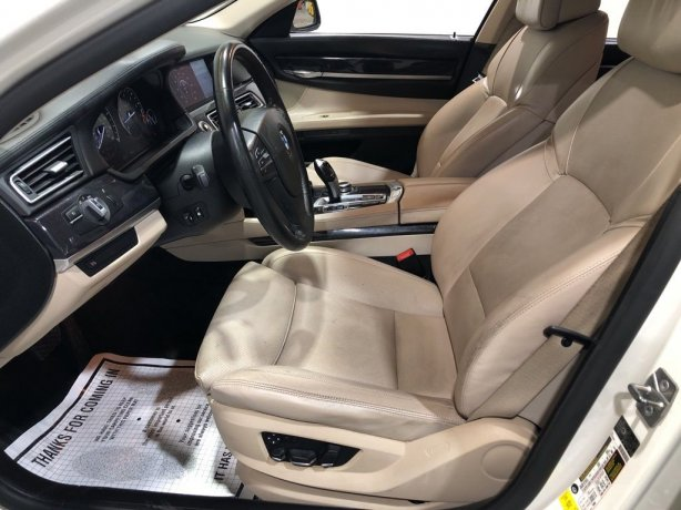 used 2009 BMW 7 Series for sale Houston TX