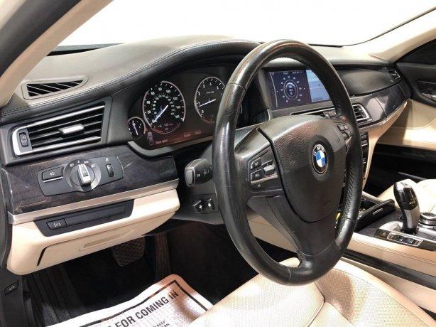 2009 BMW 7 Series for sale Houston TX