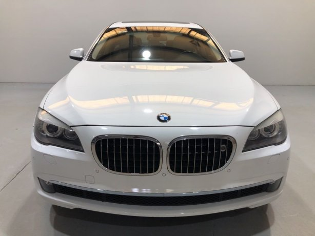 Used BMW 7 Series for sale in Houston TX.  We Finance!