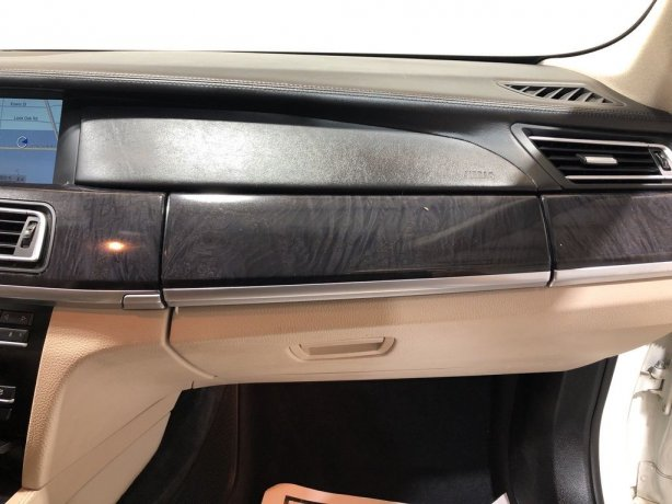 cheap used 2009 BMW 7 Series for sale
