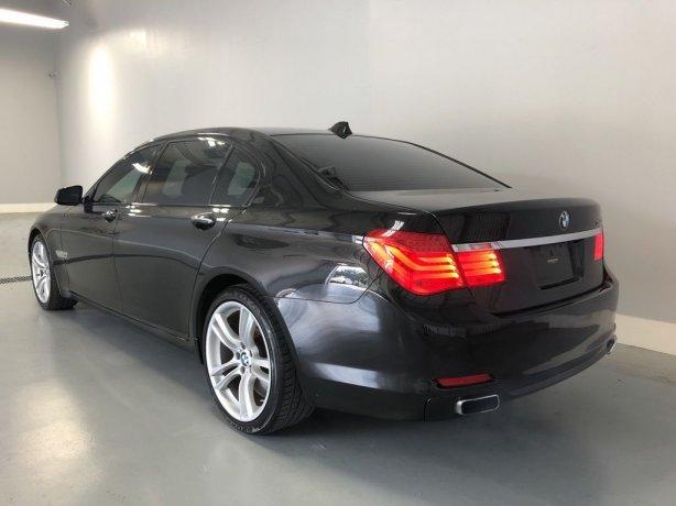 2010 BMW 7-Series 750Li