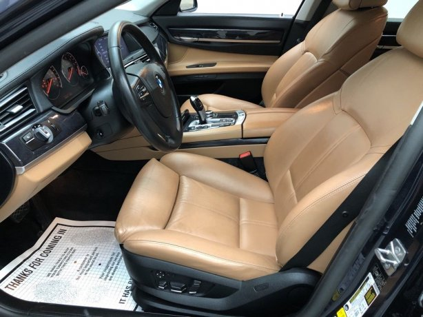 used 2010 BMW 7 Series for sale Houston TX