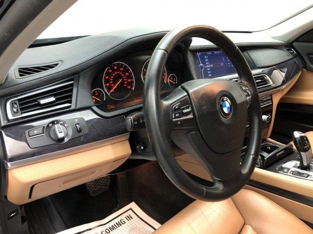 2010 BMW 7 Series for sale Houston TX
