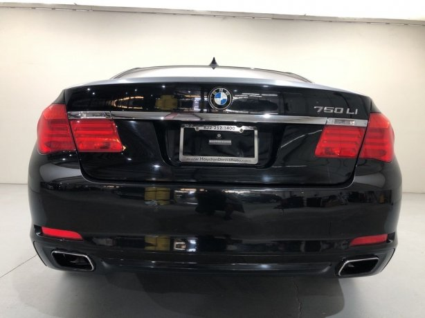 2011 BMW 7 Series for sale