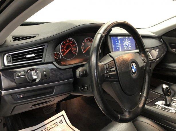 2011 BMW 7 Series for sale Houston TX