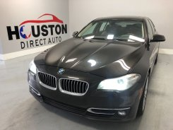 2014 BMW 5 Series 550i xDrive