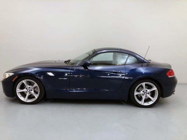 used 2013 BMW Z4 for sale