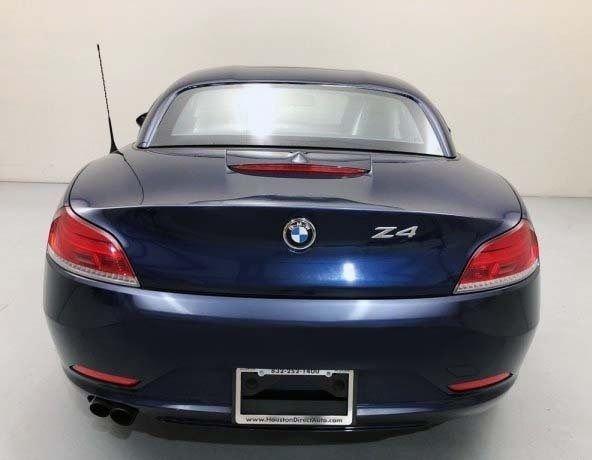 used 2013 BMW Z4